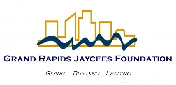 Grand rapids Jaycees Foundation Logo