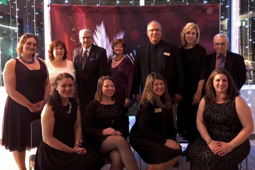 Life Members of the Grand rapids Jaycees Foundation
